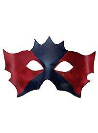 Colombina Pipistrello Masque en cuir vénitien