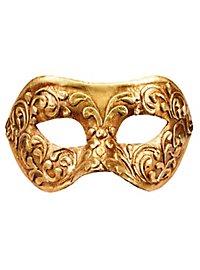 Colombina stucco oro - masque vénitien