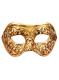 Colombina stucco oro - Venetian Mask