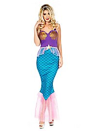 Colorful Mermaid Mermaid Costume