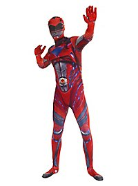 Combinaison Morphsuit Power Ranger (film) rouge