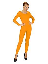 Combinaison orange fluo