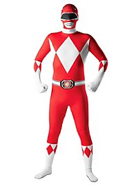 Combinaison Power Rangers