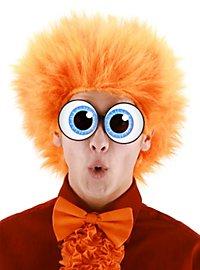 Comic Augen Brillen Set