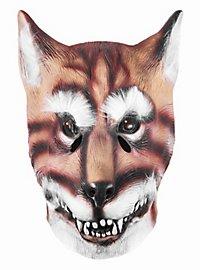 Comic Cougar Latex Full Mask
