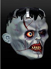 Comic Frankenstein Maske aus Latex