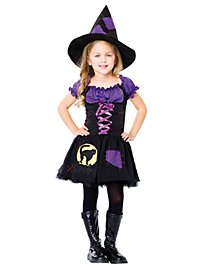 Comic Witch Child Costume
