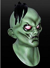 Comic Zombie Maske aus Latex