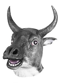 Comicbulle Maske aus Latex