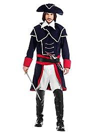 Commander pirate costume