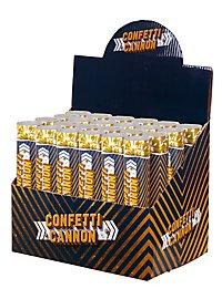 Confetti Cannon Gold Glitter