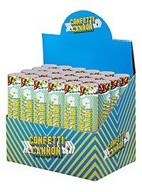 Confetti Cannon Rainbow Glitter