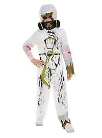 Contaminated Scientist Child Costume