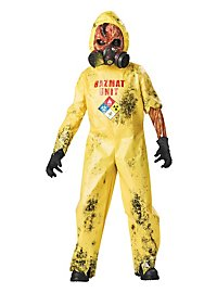Contaminated Worker Kids Costume