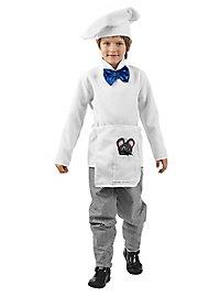 Cook child costume