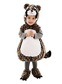 Coon Child Costume