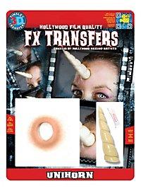Corne de licorne 3D FX Transfers