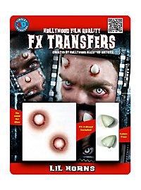 Cornes 3D FX Transfers