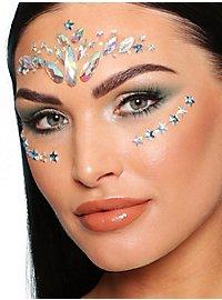 Cosmic Queen Face Jewels Gesichtsschmuck