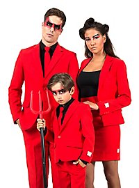 Costard OppoSuits Teen Red Devil pour adolescent