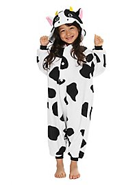Cow Kigurumi Child Costume