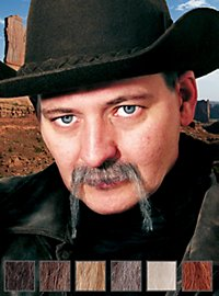 Cowboy Professional Beard Made of Real Hair