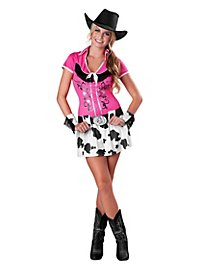 Cowgirl Costume for Teens