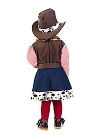Cowgirl Kinderkostüm