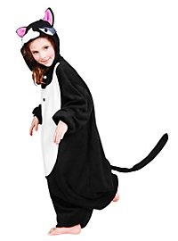 CozySuit Cat Kids Kigurumi Costume