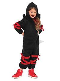 CozySuit Ninja Kinderkostüm