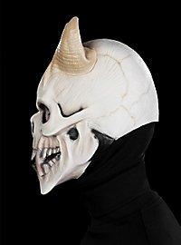 Crâne de démon Masque en latex