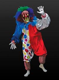 Crazy Clown Costume