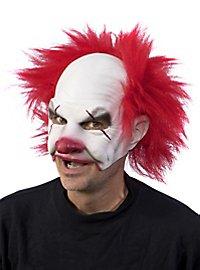 Crazy Clown half mask