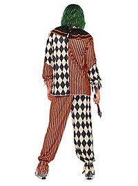 Crazy Creepy Clown costume