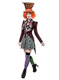 Crazy Hutmacherin Kostüm