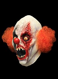Creepy Clown Maske