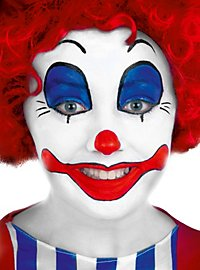 Crème maquillage de clown