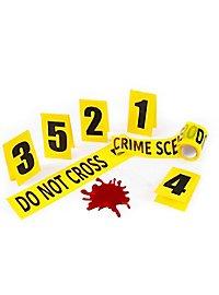 Crime Scene Decoration
