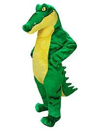 Croc the Crocodile Mascot