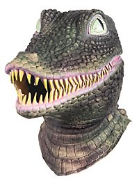 Crocodile Latex Full Mask