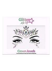 Crown Jewels Face Jewels Gesichtsschmuck