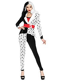 Cruella costume suit