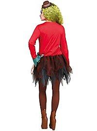 Crummy Horror Clown Costume