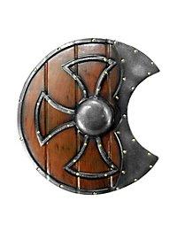 Crusader Round Shield Foam Weapon