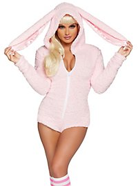 Cuddly bunny plush body