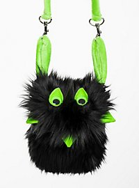 Cuddly Critter Bag black