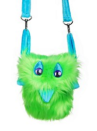 Cuddly Critter Bag neon green