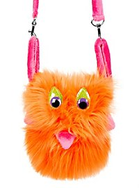 Cuddly Critter Bag neon orange