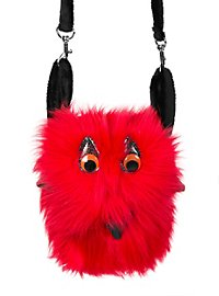 Cuddly Critter Bag red