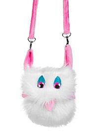 Cuddly Critter Bag white